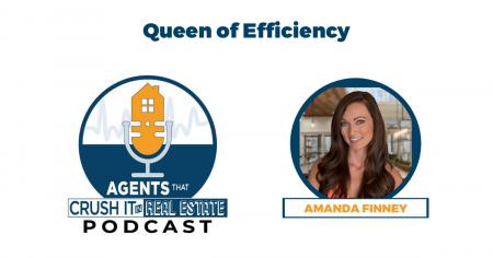 Amanda Finney podcast image
