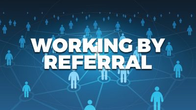 Working-by-Referral